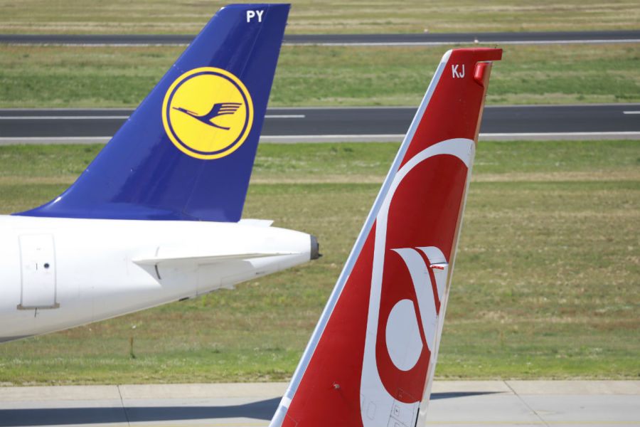 Lufthansa prêt à avaler Air Berlin