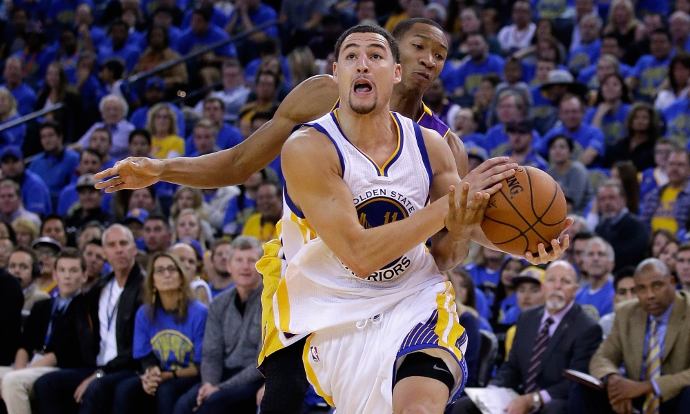 NBA : Golden State enchaine à Portland