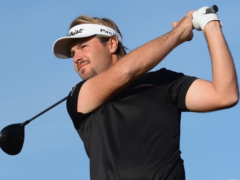 Dubuisson en embuscade à Houston