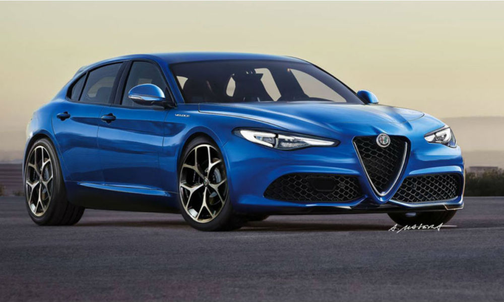 Alfa Romeo Giulia break