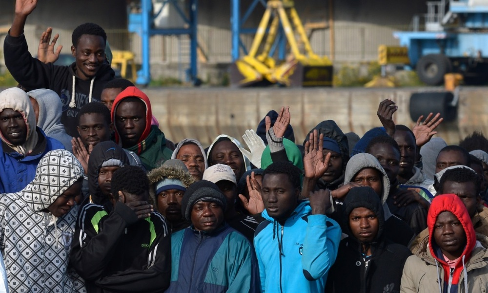 Immigration Europe Liban Syrie Libye Tunisie