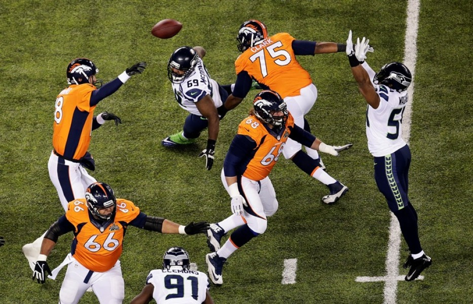 NFL : Denver en play-offs, San Francisco sur le flanc