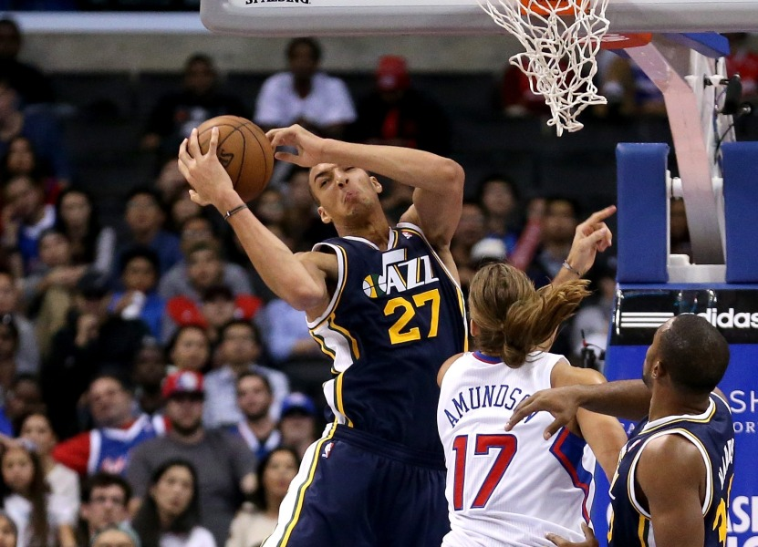 NBA : Gobert brille contre les Clippers