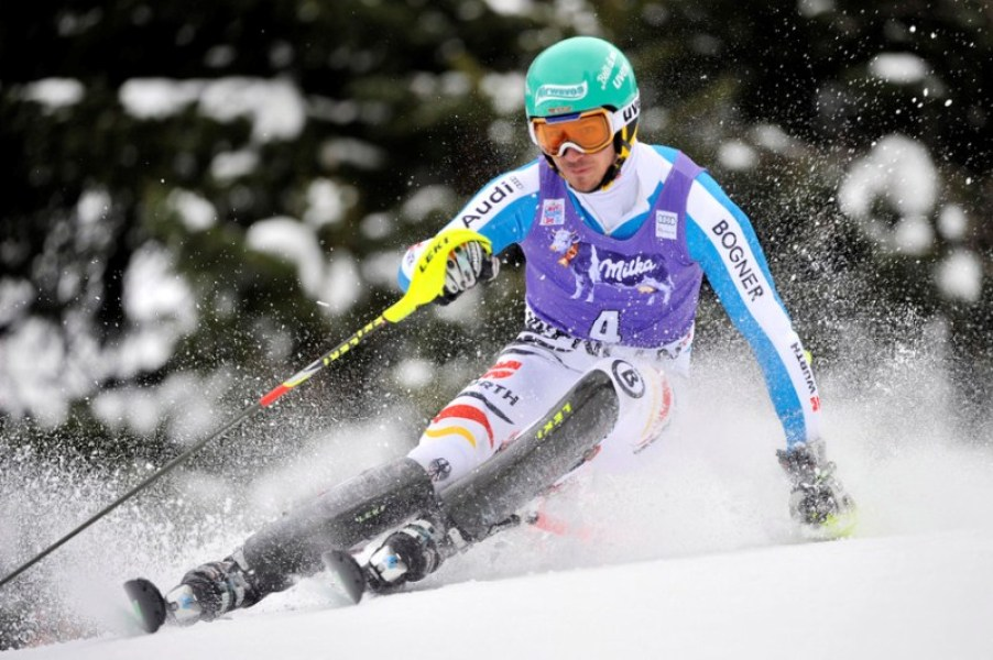 Are (Slalom) : Neureuther tambour battant
