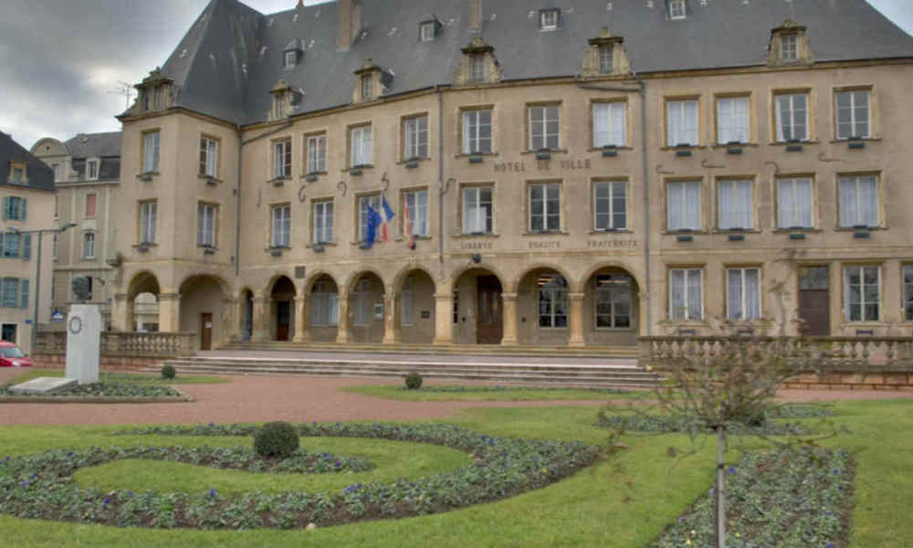 Vue de la mairie de Thionville. (Photo d'illustration)
