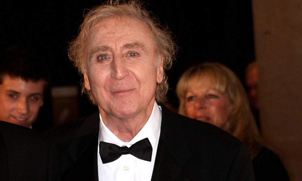 BEVERLY HILLS, CA - FEBRUARY 13: Production designer Terence Marsh (L) and actor Gene Wilder attend the 14th annual Art Directors Guild Awards at the Beverly Hilton Hotel on February 13, 2010 in Beverly Hills, California. Frederick M. Brown/Getty Images/AFP Frederick M. Brown / GETTY IMAGES NORTH AMERICA / AFP