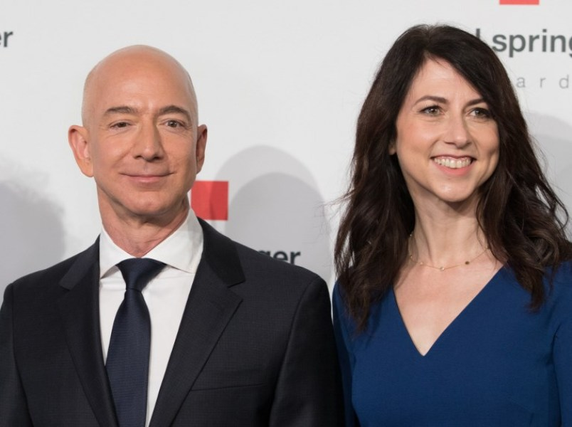 Divorce De Jeff Bezos Amazon L Homme Le Plus Riche Du Monde