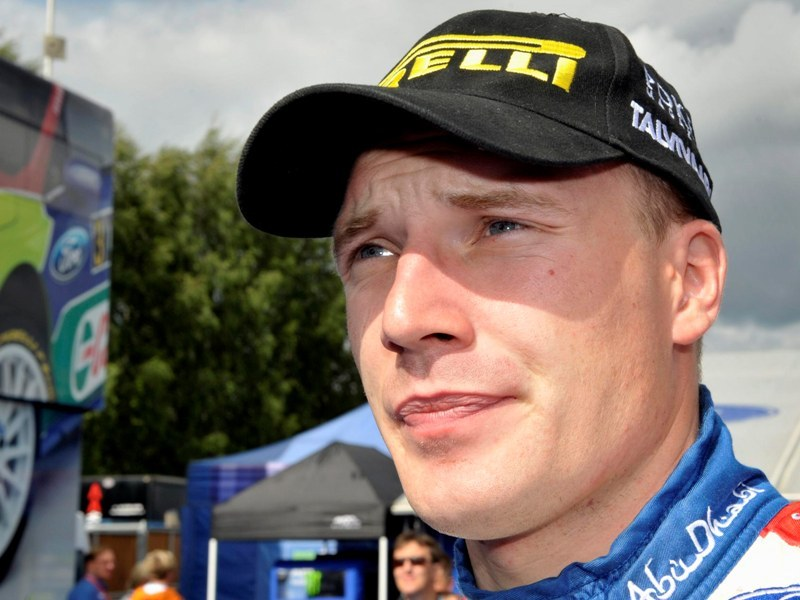 WRC (France) : Latvala enchaine