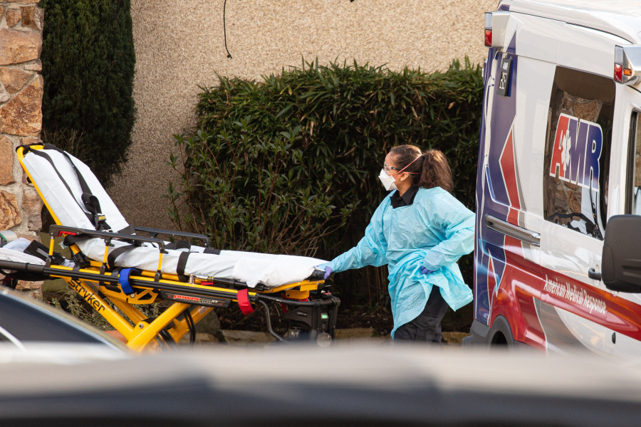 Les services de secours aux Etats-Unis (Photo d'illustration)