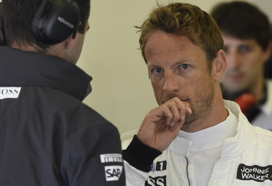 Button : « Un accident horrible »