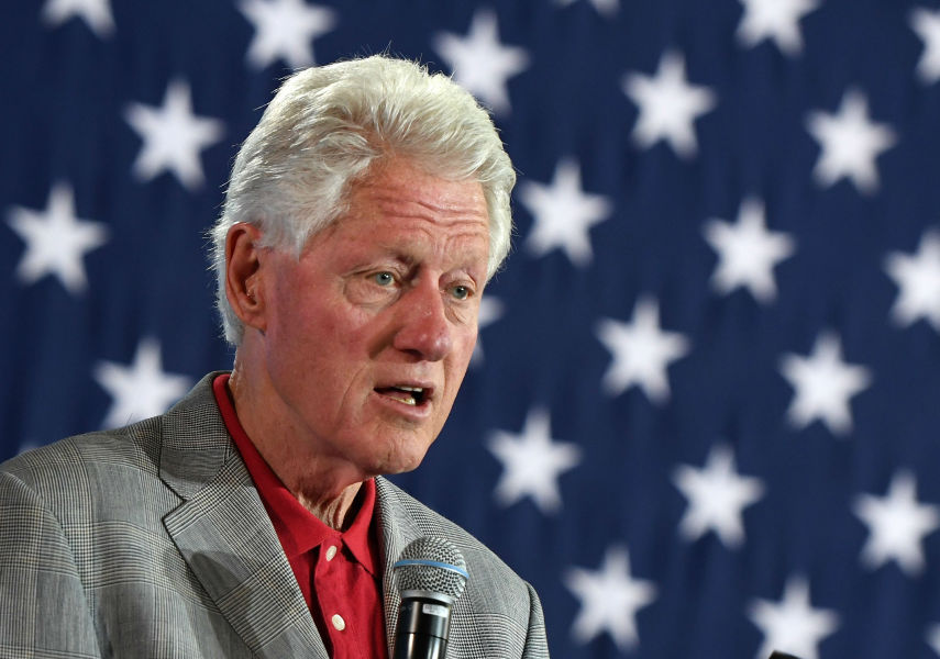 Le FBI a publié ce mardi un rapport accablant Bill Clinton. (Photo d'illustration)