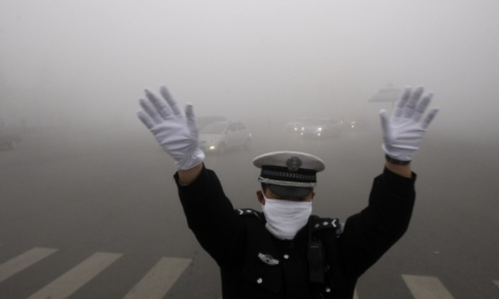 Chine - Pollution - Photo d'illustration