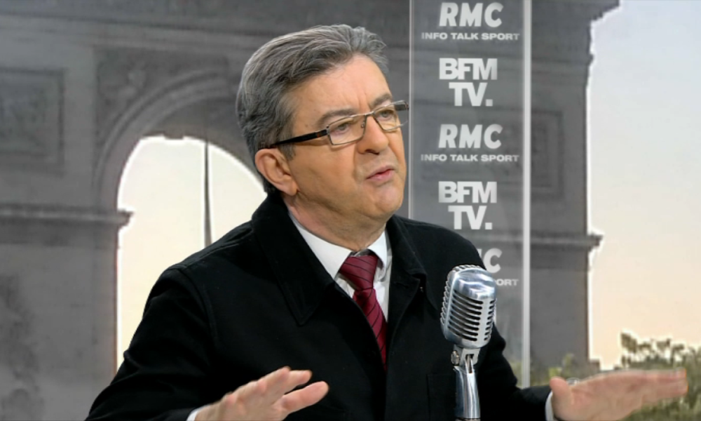 "Affaire Benalla: Mélenchon propose une ""motion de censure"" contre le gouvernement"