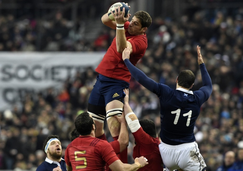 Six Nations : Les Bleus s'imposent sans briller