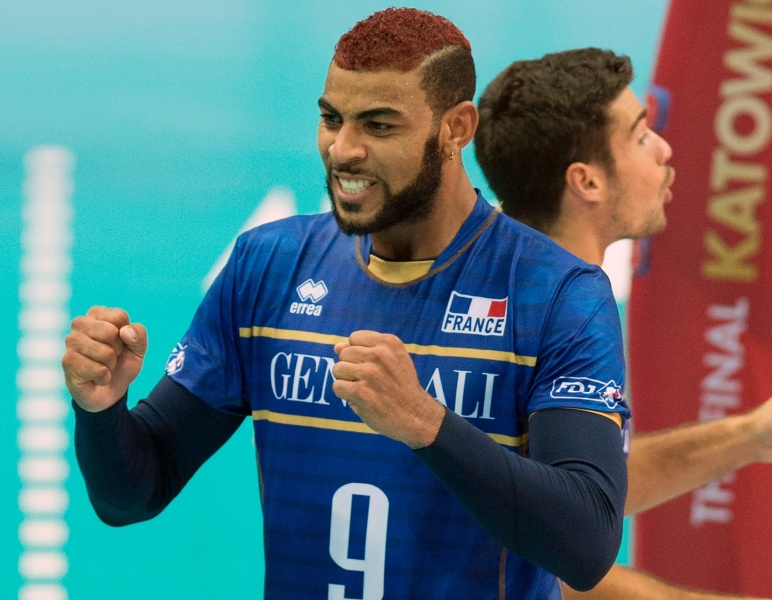 Volley-ball : La France en demies