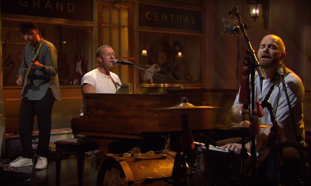 Saturday Night Live: Coldplay dévoile Everyday Life, un titre inédit