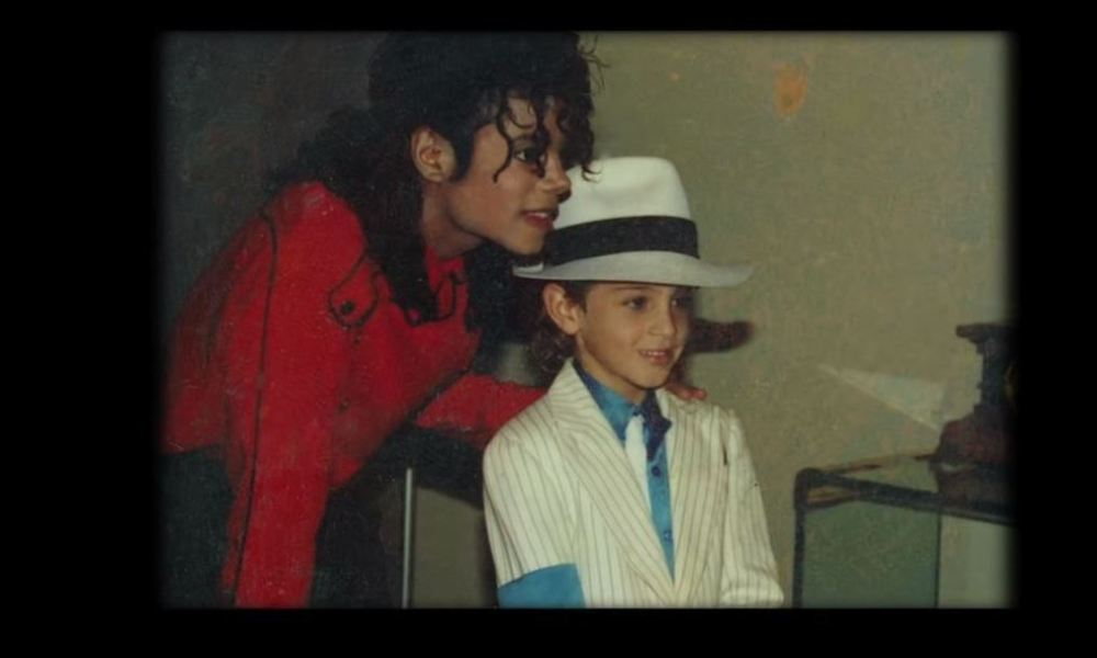 "Le documentaire ""Leaving Neverland"""