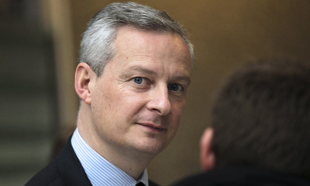 Bruno Le Maire, politique dominant ou outsider?