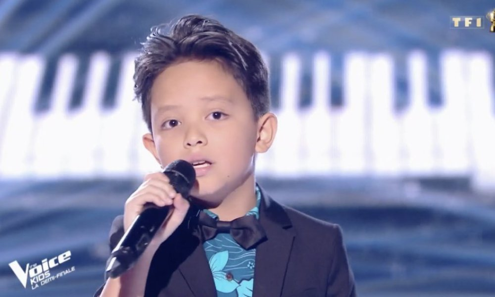 Natihei a bluffé le jury de The Voice Kids.