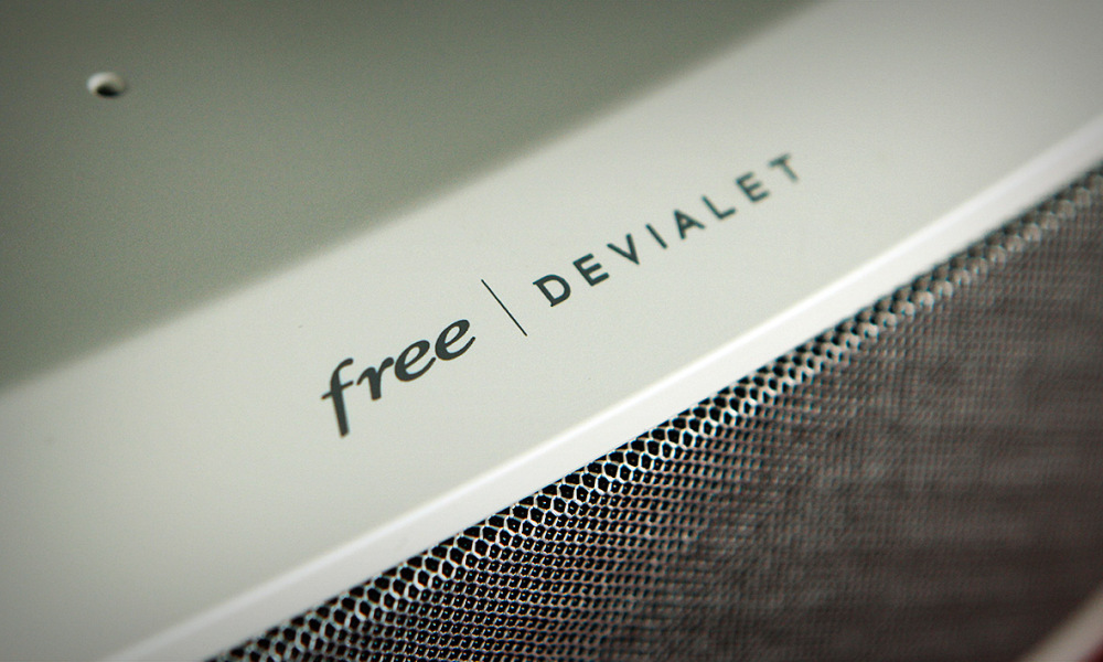 Freebox Player : un son presque Devialet.