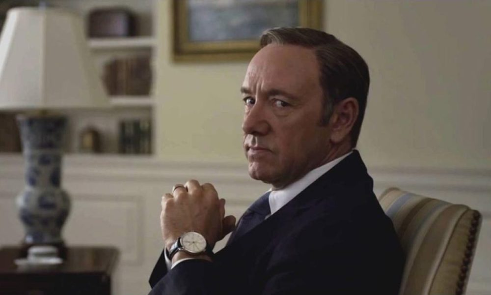 House of Cards avec Kevin Spacey