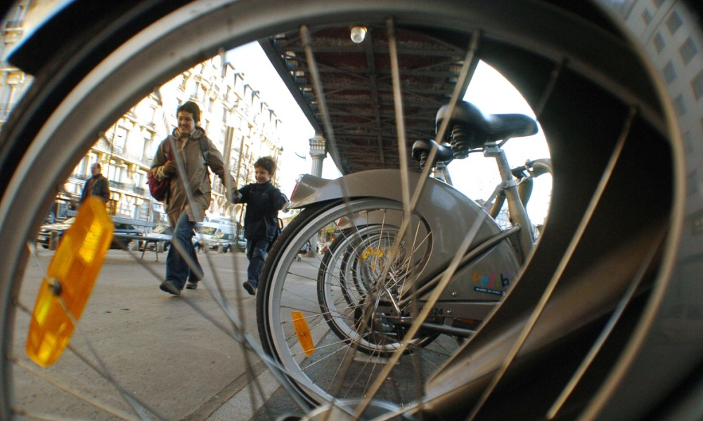 Citymapper Google RATP Stif SNCF application transports Paris Velib'