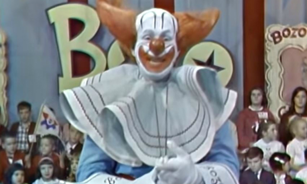 Bozo le Clown en 1966