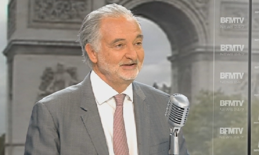 Jacques Attali TVA