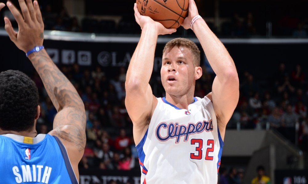 NBA : Blake Griffin étouffe Dallas