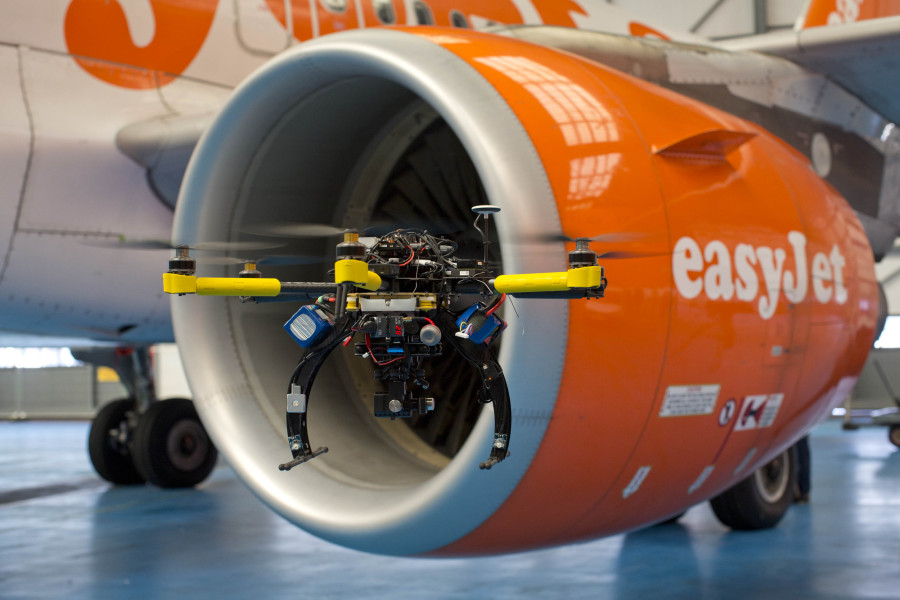 3 innovations qui vont révolutionner l'aviation (selon easyJet)