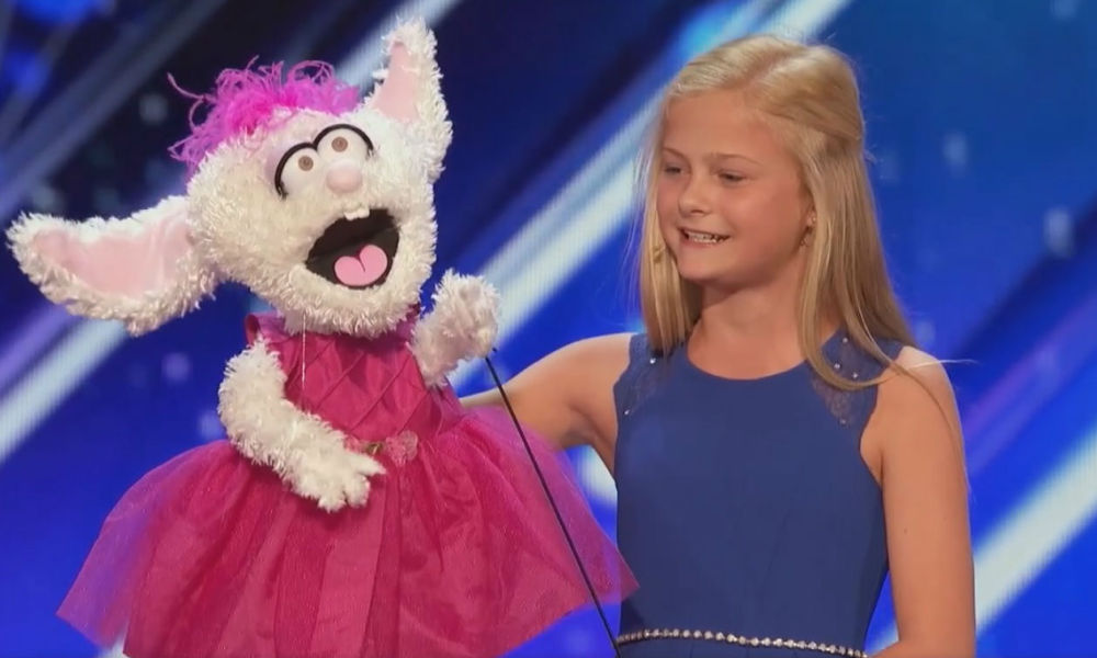 America's Got Talent - Le buzz de Darci, ventriloque, après une incroyable performance