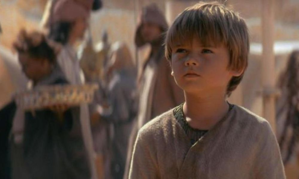 "Jake Lloyd dans ""Star Wars: La Menace Fantôme"""