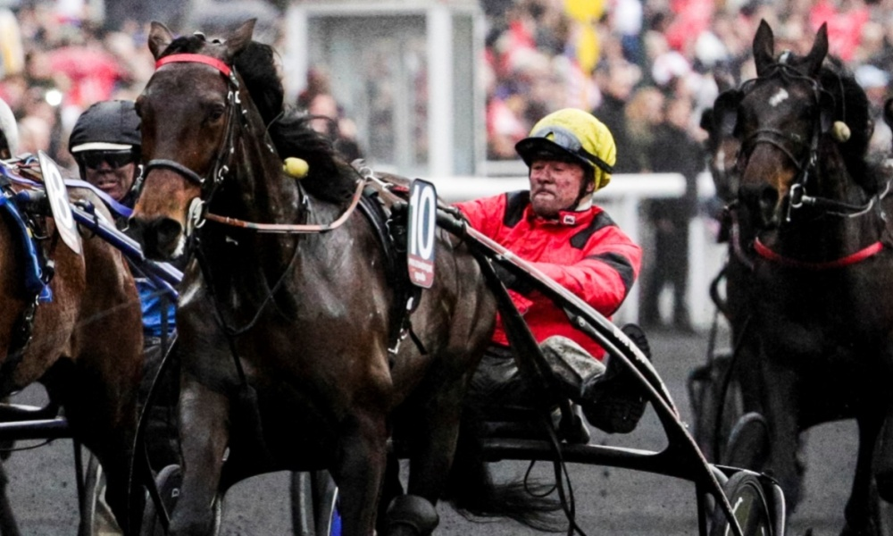 Le trotteur Lionel remporte le Grand Prix de Paris, privant Bold Eagle de la Triple Couronne (Photo d'illustration)
