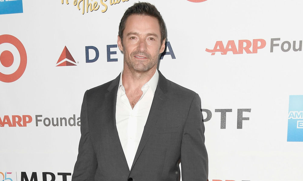 Hugh Jackman à Los Angeles en 2016