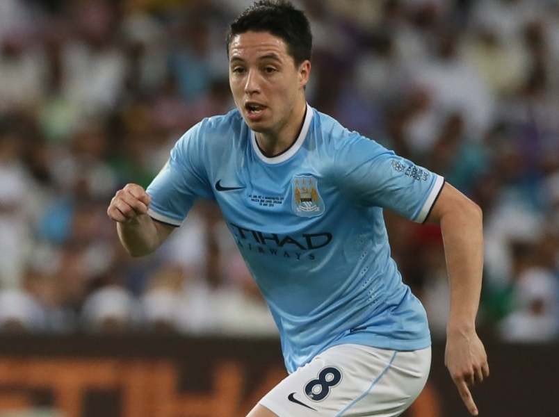City: Nasri out 3 à 4 semaines