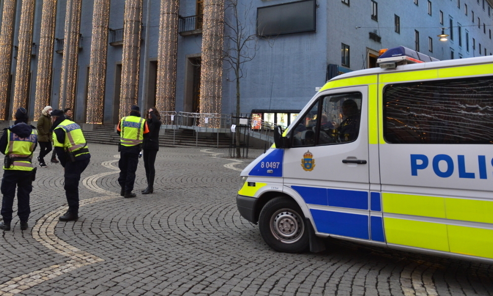 Attentat de Stockholm: nouvelle arrestation