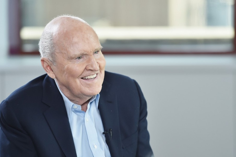Jack Welch, (General Electric)