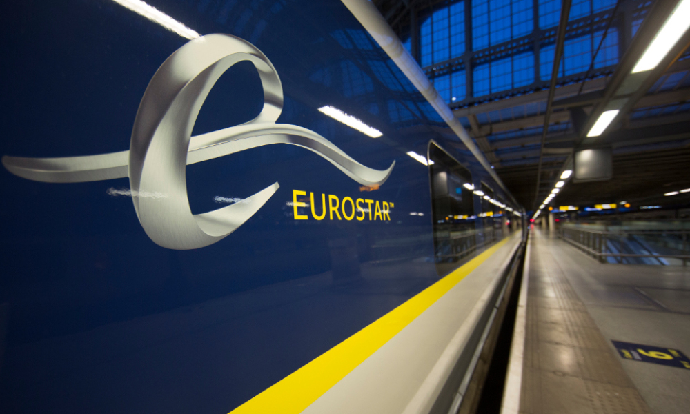 Un train Eurostar (image d'illustration).