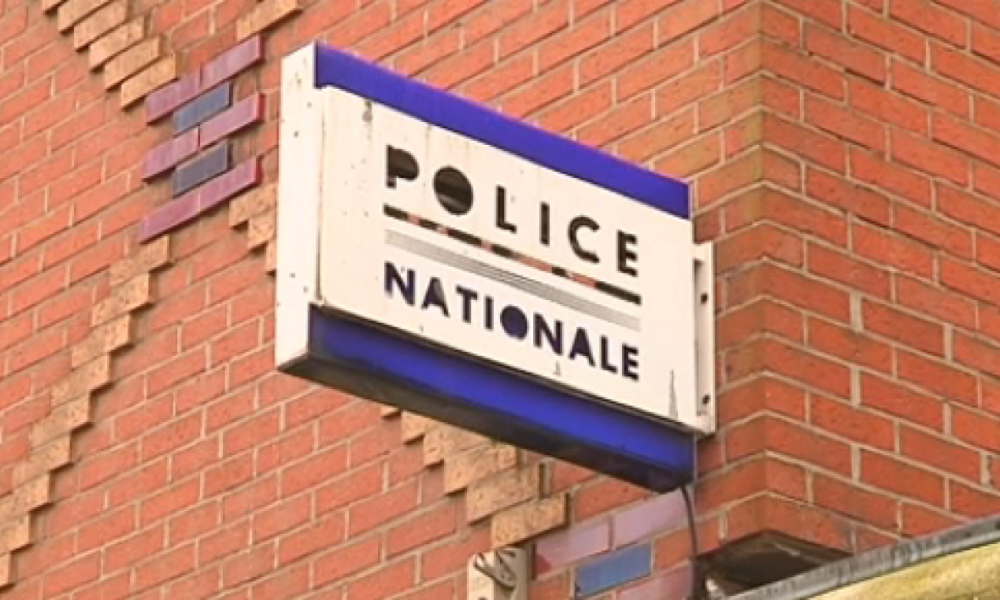 Un commissariat de police. (Photo d'illustration)