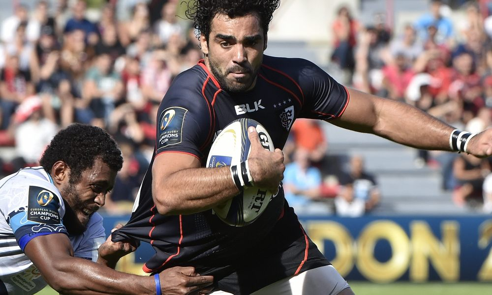 Stade Toulousain : Les internationaux au repos
