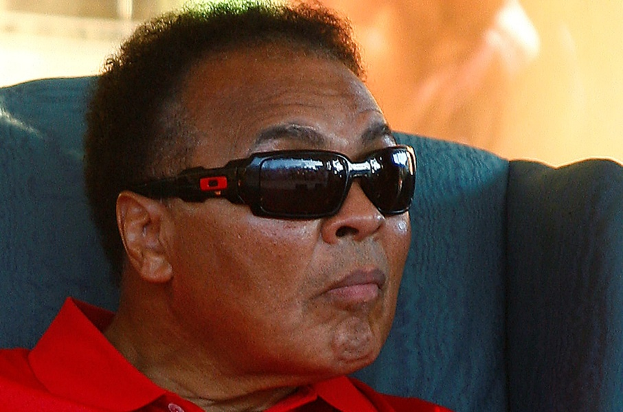 Mohammed Ali soutient Pacquiao
