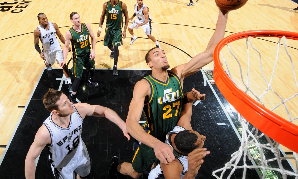 NBA : Les Spurs calment Gobert