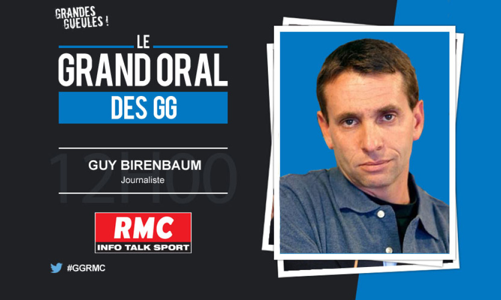 L'invité du Grand Oral des GG du Lundi 6 avril 2015