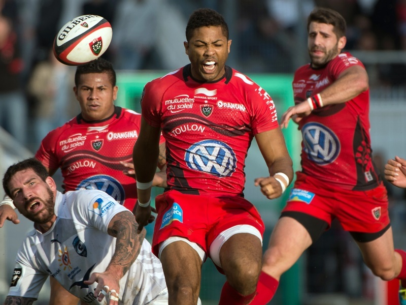 Top 14 : Le RCT prend les commandes