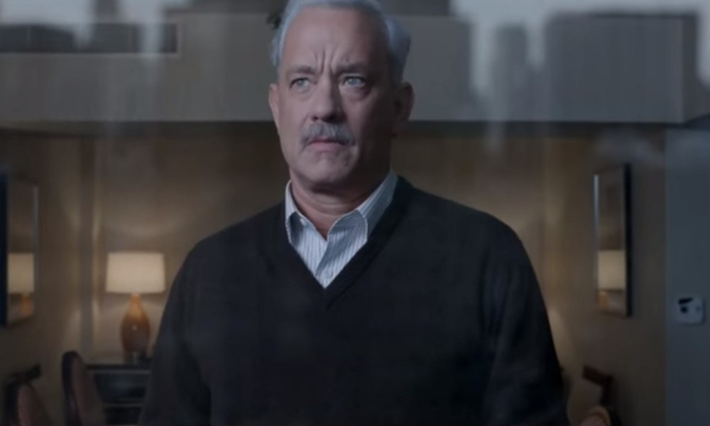 """Sully"" avec Tom Hanks"