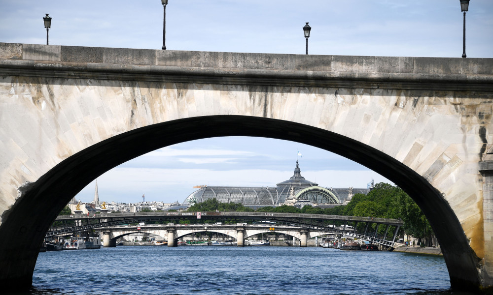 La Seine, à Paris. (photo d'illustration)
