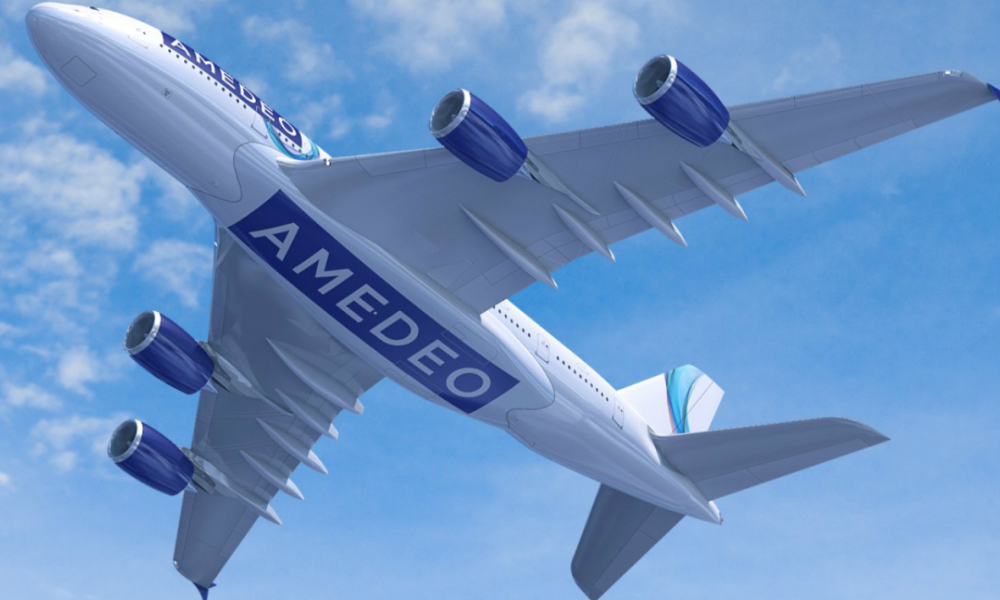 Airbus A380 Amedeo