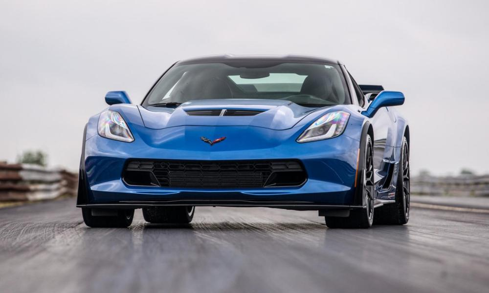 La Corvette Z06, version Hennessey.