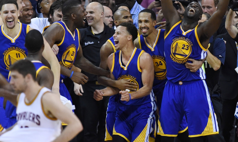 NBA : Golden State sacré champion