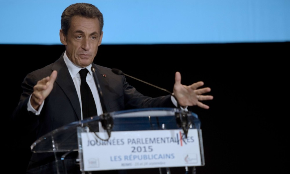 Sarkozy s'exprime sur les incidents à Air France